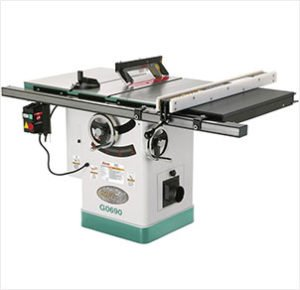 Grizzly G0690 Cabinet Table Saw with Riving Knife
