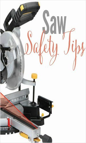 woodworking saw safety tips