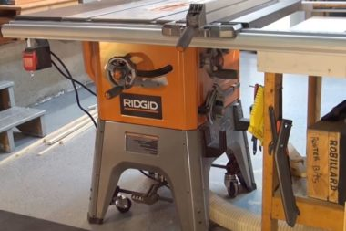 5 Best Table Saw Under 300 Dollars in 2018 – Reviews & Buying Guide —