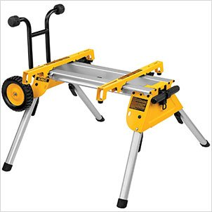 best portable table saw stand