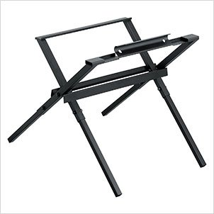 Best Portable Table Saw Stand Reviews - DEWALT DW7450 Table Saw Stand for DW745 10-Inch Compact Job Site Table Saw