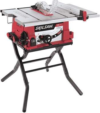 SKIL 3410-02 10 Inch Table Saw with Folding Stand