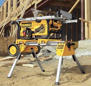 Top 5 Best Portable Table Saw Stand Review And Buyer Guide