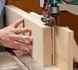 How to Re sawing