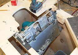 Table Saw Mechanical Issues and Solution
