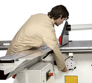 The Table Saw User or Woodworkers