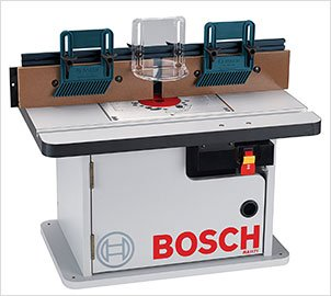 Bosch Cabinet Router Table