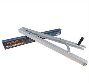 POWERTEC 71035 Table Saw Taper Jig