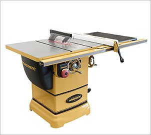 Powermatic cabinet table saw reviews