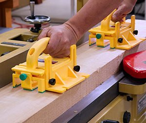 Table Saw Push Blocks