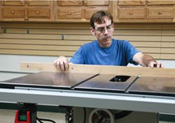 TuneUp of the Table Saw