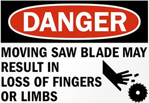 table saw safety features