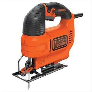 Black & Decker BDEJS300C Jig Saw, 4.5-Amp
