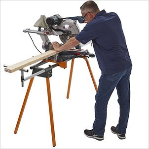 BORA Portamate PM 4000 Heavy Duty Folding Miter Saw Stand
