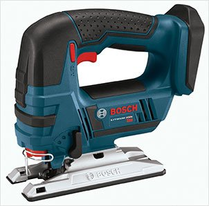 Bosch Bare Tool JSH180B 18-Volt Lithium-Ion Jig Saw
