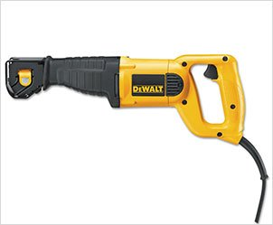 DEWALT DWE304 10 Amp Reciprocating Saw