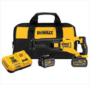 DEWALT Brushless Reciprocating Saw