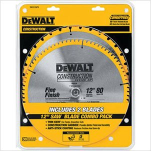 Crosscutting Miter Saw Blade