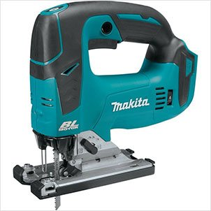 Makita XVJ02Z 18-volt Lxt Brushless Jig Saw
