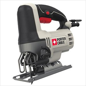 Porter cable 6 amp orbital jig saw