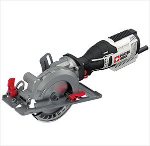 PORTER CABLE Compact Circular Saw Kit