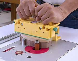 Perfect Push Block For The Table Saw
