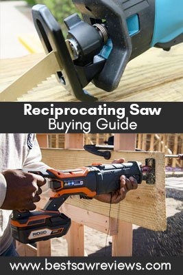 Reciprocating Saw Reviews