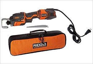 Ridgid R3030 Fuego One Handed Reciprocating Saw