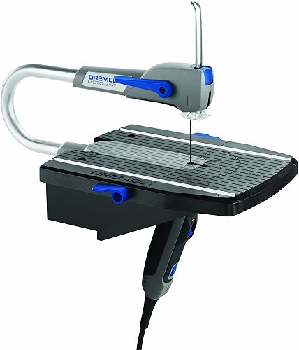 Best Scroll Saw Reviews - Dremel Scroll Saw MS20-01 Moto-Saw Variable Speed Compact Kit
