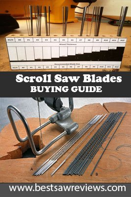best Scroll Saw Blades reviews