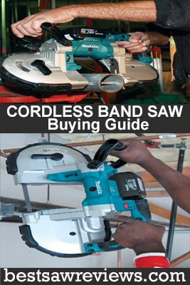 Best Cordless BandSaw