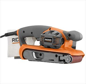 Ridgid ZRR2740 6.5 Amp 3-in X 18-in Heavy Duty Variable Speed Belt Sander