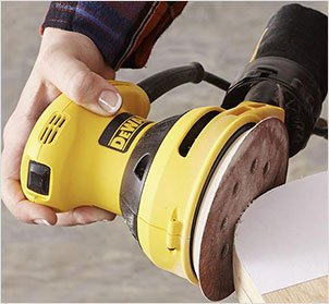 How Does A Random Orbital Sander Work?