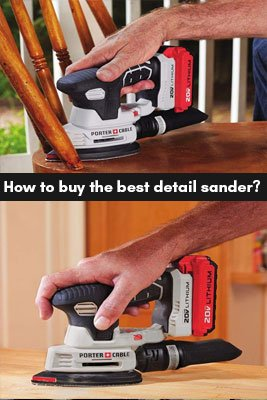 How To Use A Mouse Detail Sander