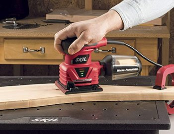 How To Use A Palm Sander