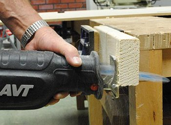 How to Using a Reciprocating Saw