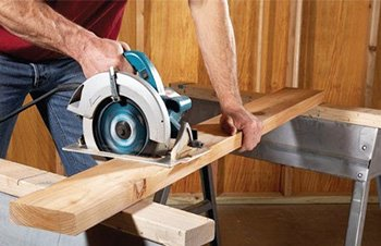 How To Use a Circular Saw Step By Step Guide 1