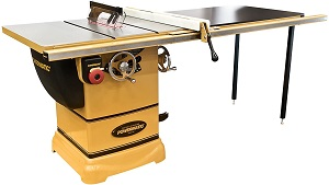 Powermatic PM1000 Table Saw 50-Inch Fence