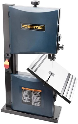 POWERTEC BS900 9 Inch Bench Top Band Saw